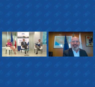 """Tavola Rotonda """"La cooperazione del futuro tra finanza e sostenibilità – Il fondo InvestEU ed i nuovi strumenti finanziari europei: opportunità da non perdere"""""""